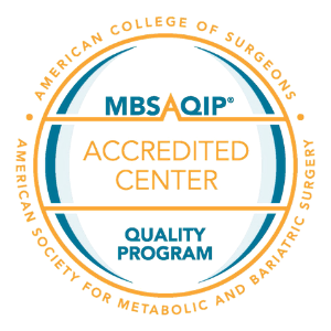 Bariatric Accreditation Logo